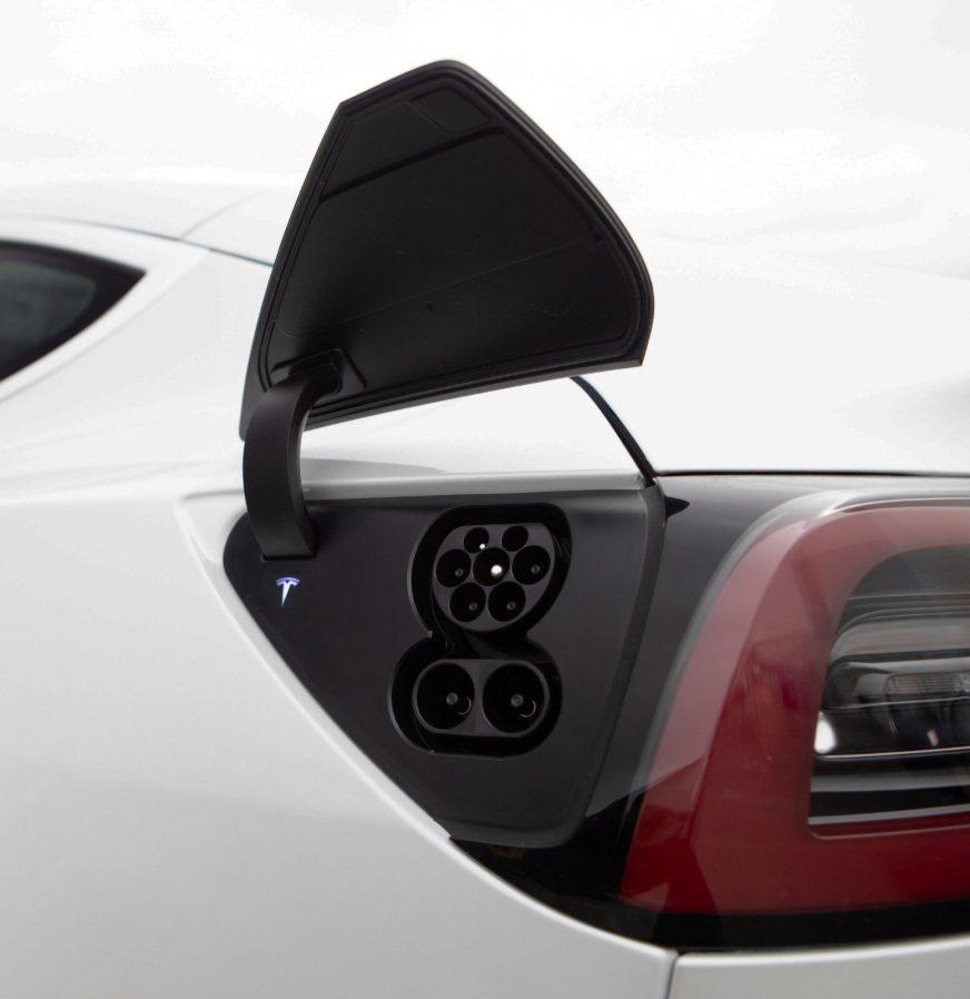 European Tesla Model 3: Off The Production Line Image