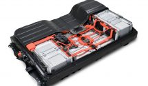 2019 Nissan LEAF e+ batteries