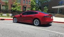 Michael's Tesla Model S