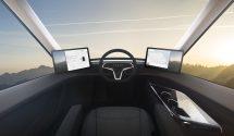 Inside The Tesla Semi