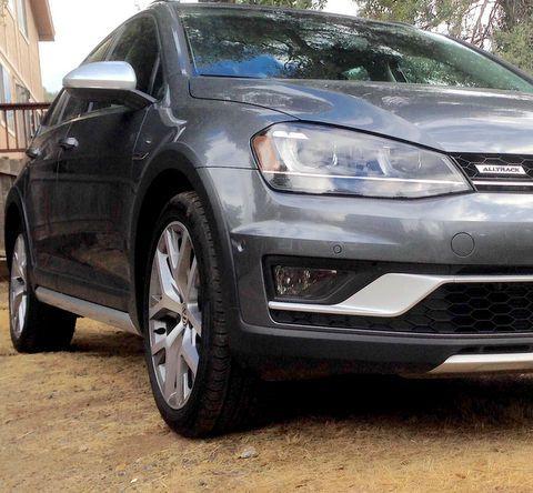 VW Alltrack