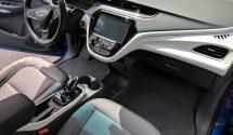 Inside the 2017 Chevrolet Bolt