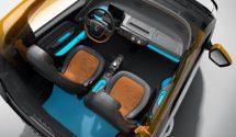SAIC-GM-Wuling Baojun E100 Interior. (Image Credit: GM)