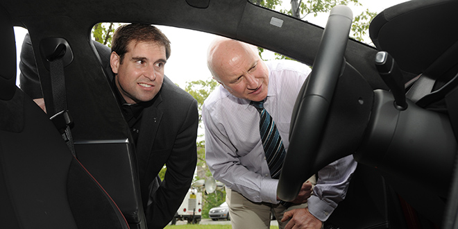 Tesla JB Straubel Dr. Jeff Dahn
