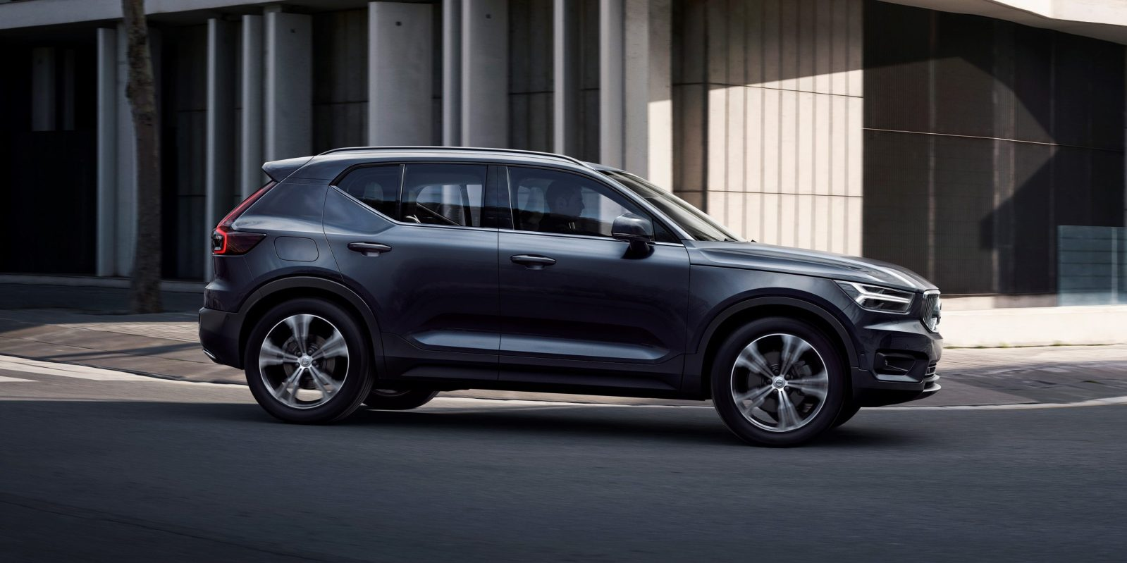 All Electric Volvo Xc40 Suv To Debut This Year Report Says