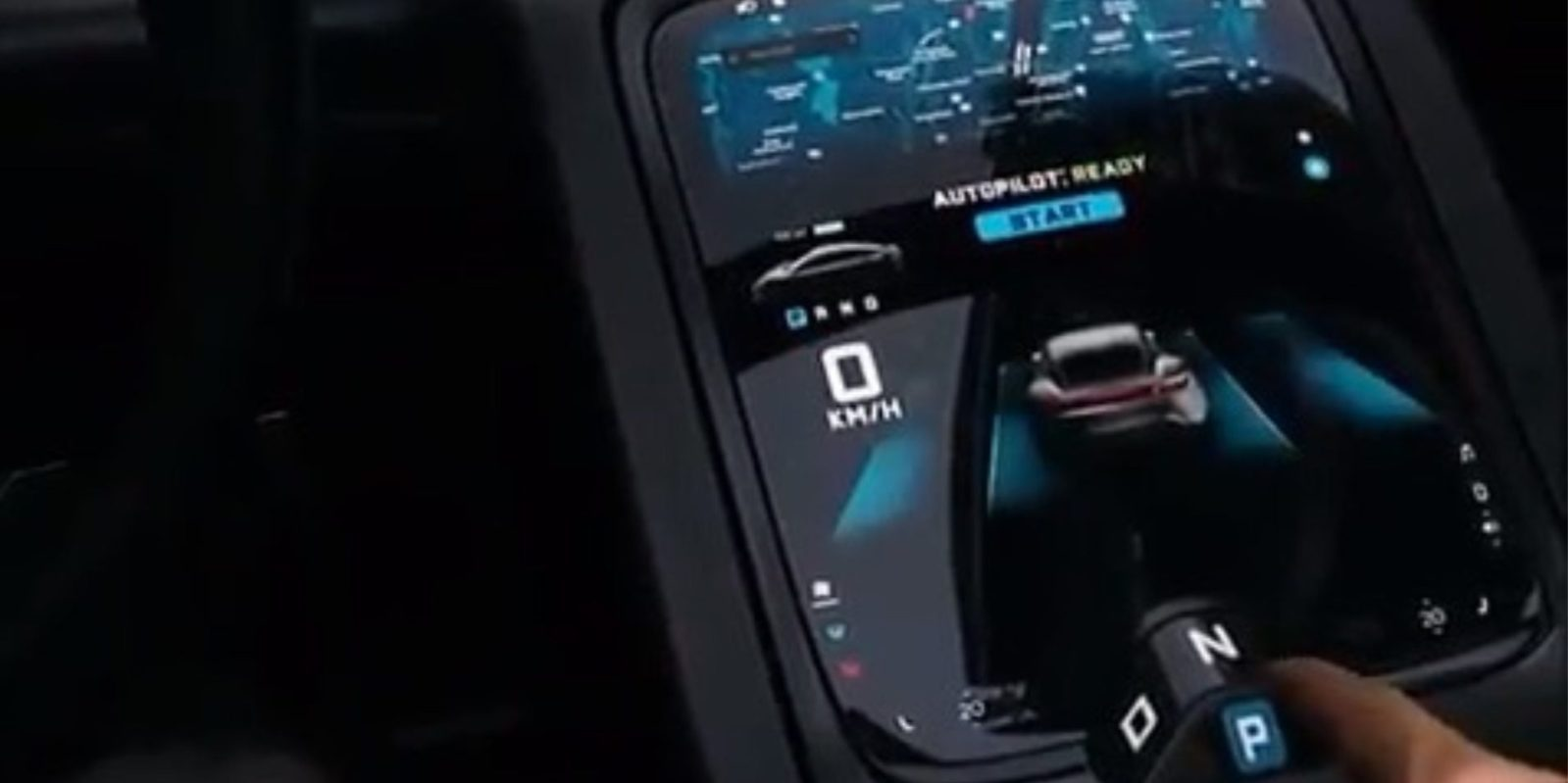 Porsche Taycan Interior And User Interface Leaks With Autopilot Feature Liberty Plugins