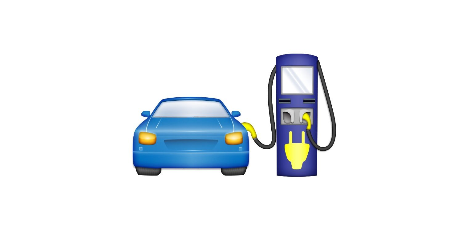 An Ev Emoji Electrify America Proposes Electric Vehicle With