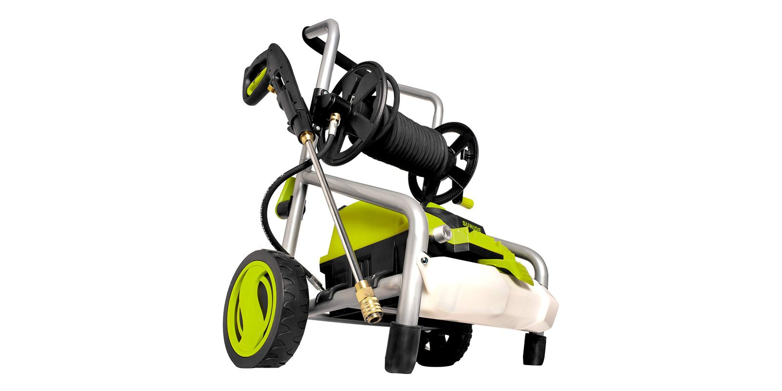 Add Sun Joe's 14A Electric Pressure Washer to your arsenal